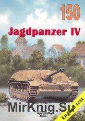 Jagdpanzer IV (Wydawnictwo Militaria 150)