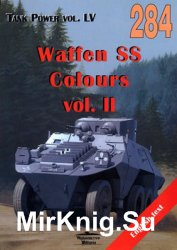Waffen SS Colours Vol.II (Wydawnictwo Militaria 284)
