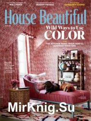 House Beautiful USA - April 2019