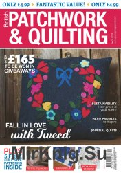 British Patchwork & Quilting - April 2019