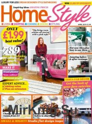 HomeStyle UK - April 2019