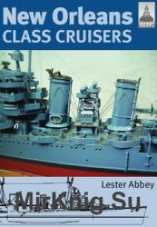 New Orleans Class Cruisers (Shipcraft №13)