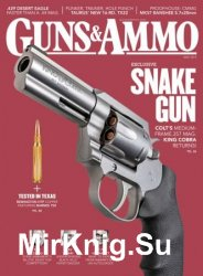 Guns & Ammo - May 2019