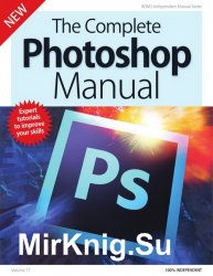 BDM's - The Complete Photoshop Manual Vol.17 2019
