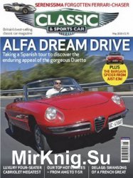 Classic & Sports Car UK - May 2019