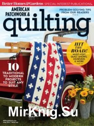 American Patchwork & Quilting - Issue 158