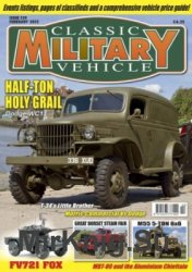 Classic Military Vehicle № 129