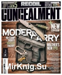 Recoil Presents: Concealment - Issue 8