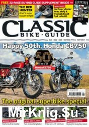 Classic Bike Guide - May 2019
