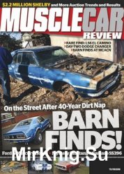 Muscle Car Review - May 2019