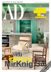 AD Architectural Digest Espana - Mayo 2019