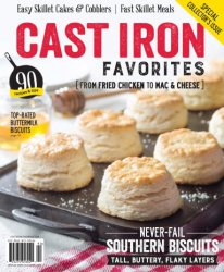 Southern Cast Iron Special Issues: Cast Iron Favorites 2019