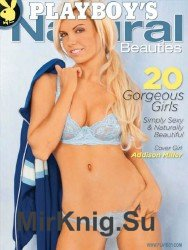 Playboy's Natural Beauties №4 - 5 2012
