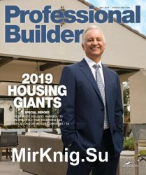 Professional Builder - May 2019