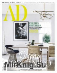 Architectural Digest Mexico - Mayo 2019