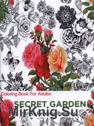 Secret Garden: Coloring Books For Adults