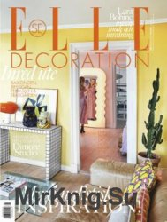 Elle Decoration Sweden - Maj 2019