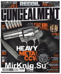 Recoil Presents: Concealment - Issue 13