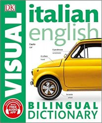 Italian-English Bilingual Visual Dictionary, 3rd Edition