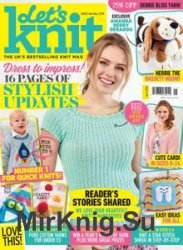 Let's Knit - Issue 144