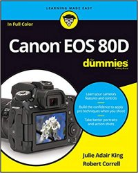 Canon EOS 80D For Dummie