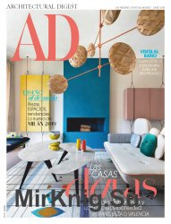 AD Architectural Digest Espana - Junio 2019