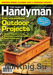 The Family Handyman - April 2015