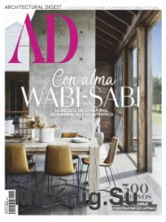 Architectural Digest Mexico - Junio 2019