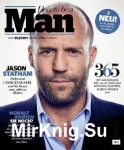 Playboy Germany Special Edition - How to be a Man №1 2018