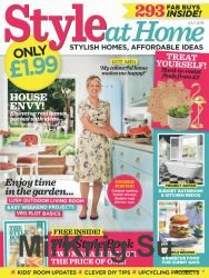 Style at Home UK - July 2019