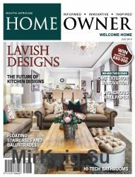South African Home Owner - July 2019