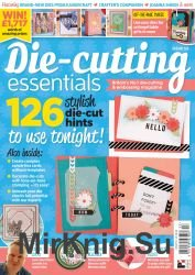 Die-cutting Essentials - Issue 53 - «Журналы»