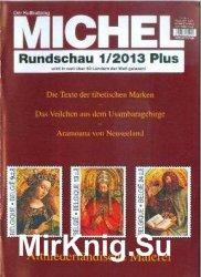 Michel - Rundschau №01 2013 - «Журналы»