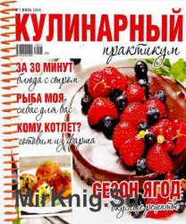 Кулинарный практикум №7 2019 - «Журналы»