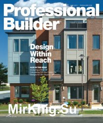 Professional Builder - June 2019