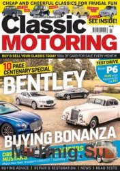 Classic Motoring - July 2019