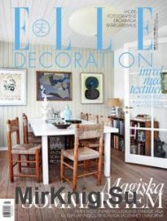 ELLE Decoration Sweden - Juli 2019