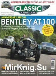 Classic & Sports Car UK - July 2019