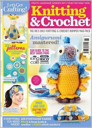 Let's Get Crafting Knitting & Crochet №68 2015