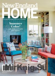 New England Home - July/August 2019