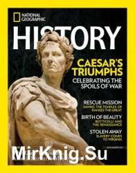 National Geographic History - July/August 2019