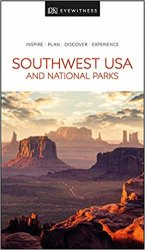 DK Eyewitness Travel Guide Southwest USA and National Parks (2019)