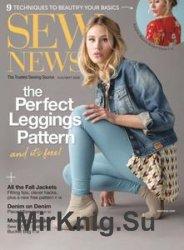 Sew News - August/September 2019 - «Журналы»
