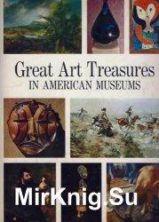Great Art Treasures in American Museums - «КУЛЬТУРА И ИСКУССТВО»