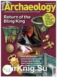 British Archaeology - July/August 2019 - «Журналы»