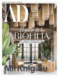Architectural Digest Mexico - Julio 2019