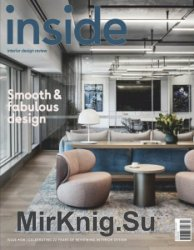 inside - Interior Design Review Magazine - July/August 2019