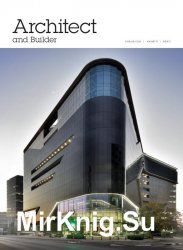 Architect and Builder Magazine South Africa - June/July 2019