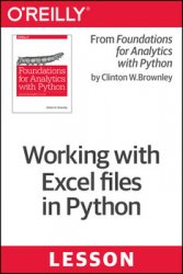 Working with Excel files in Python