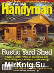 The Family Handyman July August 2004